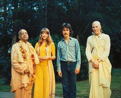 George Harrison & Srila Prabhupada
