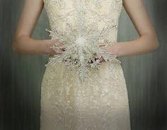 27 Unconventional Bouquets for the Non-Traditional Bride via Brit + Co.