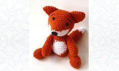 Amigurumi Fox - FREE Crochet Pattern / Tutorial