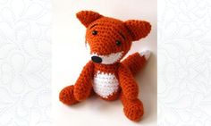 Crochet fox, Fox pattern and Foxes on Pinterest