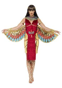 Adult Goddess Isis Costume