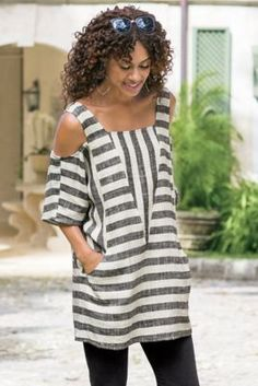 Sunset Tunic I from Soft Surroundings