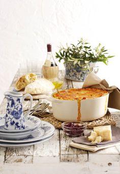 Partytjie-lasagne | SARIE | Party lasagne