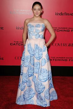 What All the Stars Wore at Last Night's 'Hunger Games: Catching Fire' Premiere