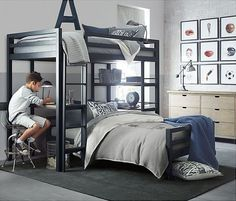 BUNKS FOR BOYS (part 3)