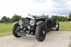 Bentley 6 1/2 Liter Speed Six -