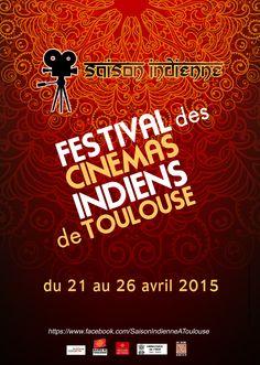 Toulouse Indian Film Festival 2015 Festivals des Cinémas Indiens de Toulouse Du 2& au 26 avril 2015 https://www.facebook.com/SaisonIndienneAToulouse?fref=ts