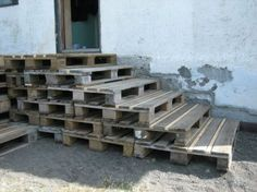 Good Ideas For You | Cool deck from pallets