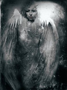 I ... believe that angels, or something like them, sometimes live among us, hidden within our fellow human beings.