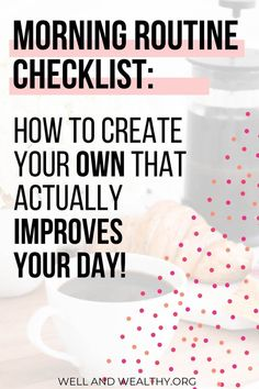 How to Make the Ultimate Morning Routine Checklist for Adults Looking for adult morning routine ideas to help make your life healthy and productive? Then this post will help you, especially for women, you. Weekly Beauty Routine Checklist, Beauty Routine Planner, Daily Checklist, Morning Routine Checklist, Healthy Morning Routine, Morning Routines, Morning Routine Printable, Evening Routine, Night Routine