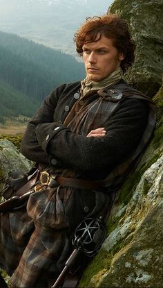 """They want to meet Claire; they want to lick him."" - Diana Gabaldon"