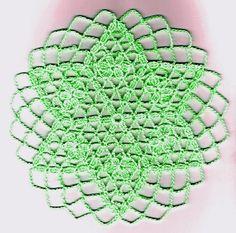 Jane's Hooked on Crochet: April 2006