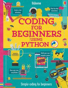"Find out more about ""Coding for beginners using Python"", write a review or buy online."