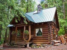 Simple Hunting Cabins   Joy Studio
