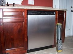 Magnetic film that will cover appliances to create the look of stainless - as seen on HGTV!