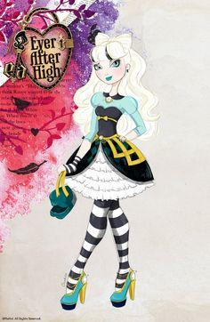 Ever After High - Allysa Wonder by chunk07x.deviantart.com on @deviantART