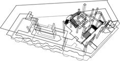 looshaus - drawing Postmodernism, Vienna, Floor Plans, Drawing, Architecture, Classic, Haus, Arquitetura, Sketches