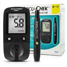 Like and Share if you want this  2016 Hot Sale Blood Sugar Tests Accu-Chek Active Blood Glucose Meter With Pen  For Care Blood Test Diabetes Household Monitor     Tag a friend who would love this!     FREE Shipping Worldwide     Buy one here---> https://www.techslime.com/2016-hot-sale-blood-sugar-tests-accu-chek-active-blood-glucose-meter-with-pen-for-care-blood-test-diabetes-household-monitor/
