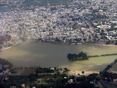 #Geography of Bhuj City.