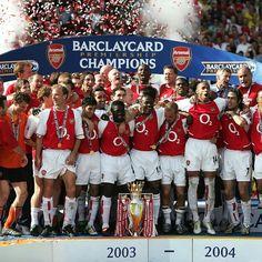 Arsenal la Escuadra invencible 2003-2004