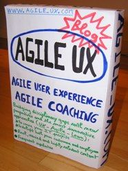 Activity of the Agile UX practitioner. The Agile UX practitioner helps to define the product Vision. Agile or not, the Vision is crucial At an organization level, the vision helps to appreciate and believe in the company.