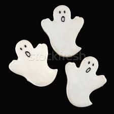 ghost faces for iced cookies - Google Search