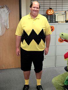 The Office's Brian Baumgartner :: Charlie Brown ... Cute!