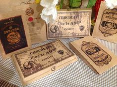 Cacao Chocolate, Personalized Items