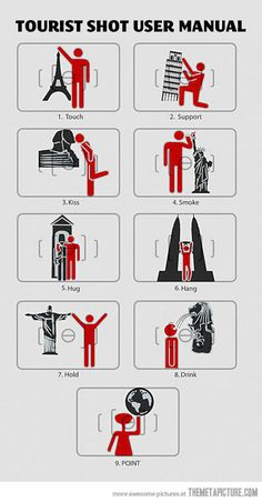 Funny pictures about Tourist Shot User Manual. Oh, and cool pics about Tourist Shot User Manual. Also, Tourist Shot User Manual. Stupid People, Funny People, Minecraft Banner Designs, Memes Of The Day, Travel Humor, Funny Travel, Useful Life Hacks, Stupid Funny Memes, Funny Comics