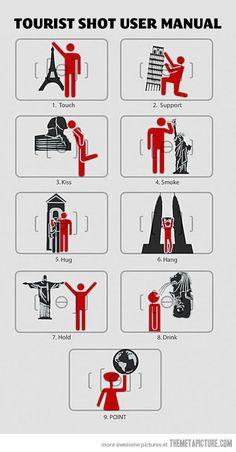 Tourist Shot User Manual…