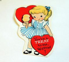 """You're a treat to me Valentine"""""""