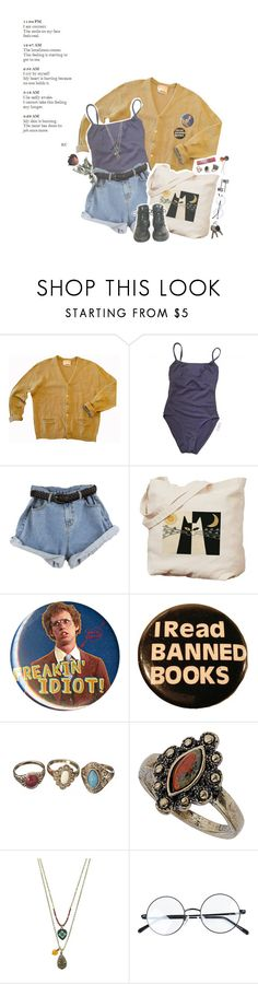 """""""look what the kat dragged in"""" by gtfoavacado ❤ liked on Polyvore featuring Mustard Seed, Eres, Hot Topic, Dr. Martens, Dorothy Perkins, 1928 and Hollywood Mirror"""