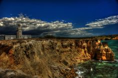 Lighthouse in  Puerto Rico by Jose E. Rivera, via 500px