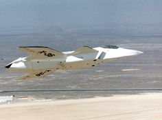 X-36 Tailless Fighter Agility Research Aircraft | Strange Vehicles | Diseno-Art