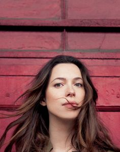 Saw a girl in a coffee shop today who looked just like Rebecca Hall. I'm still not positive that it wasn't her.