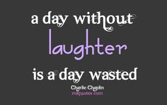 Quote about laugh