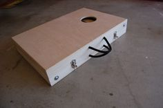 Custom Cornhole Board Accessories Addons by SulfridgeWoodworking on Etsy