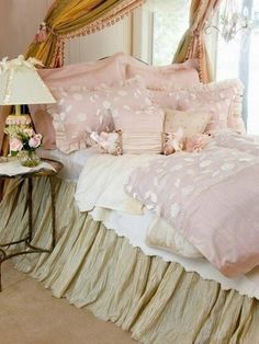 french provence country bedroom