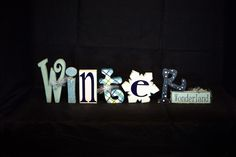 Winter Crafts Are Here!