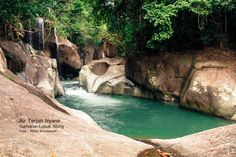 come to interest place at Lubuk Alung in West Sumatera,Indonesia