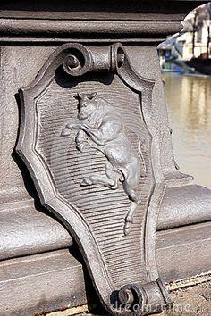 Il simbolo della città di Torino, Italia