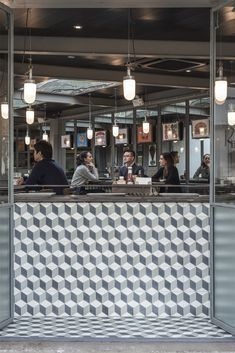 Gallery of Rachel's Burger / Neri&Hu Design and Research Office - 3