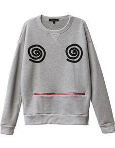 Hangover Sweatshirts Heather Grey