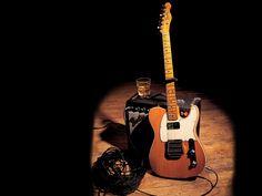 Albert Collins's Fender Telecaster