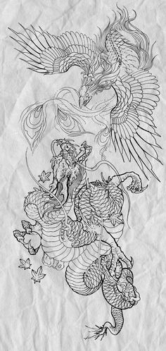 I seriously adore the colors and shades, outlines, and detail. This is certainly an outstanding choice if you would like a Japanese Tattoo Koi, Japanese Tattoo Sleeve Samurai, Japanese Phoenix Tattoo, Japanese Tattoo Symbols, Japanese Dragon Tattoos, Japanese Tattoo Designs, Asia Tattoo, Phönix Tattoo, Leg Tattoos