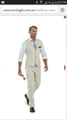 Quality Latest Coat Pant Designs Ivory White Casual Beach Men Suit Slim Fit 2 Piece Summer Tuxedo Custom Groom Suits Vestidos Vest+Pant with free worldwide shipping on AliExpress Mobile Mens Summer Wedding Suits, Mens Casual Wedding Attire, Beach Wedding Groom Attire, Beach Wedding Men, Casual Grooms, Beach Attire, Linen Wedding Suit, Groomsmen Outfits, Groom Outfit