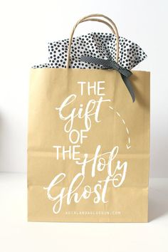 Teach kids about the importance of the Holy Ghost with these 9 fun props! A great family Home Evening activity or for a talk at a baptism!