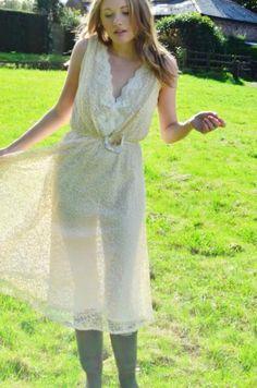 Minna Hepburn - Spring/Summer 2013 Vintage Inspired Wedding Dresses, Ethical Fashion, Bridal Collection, Clothing Ideas, Dress Ideas, White Dress, Spring Summer, Wedding Ideas, Bride