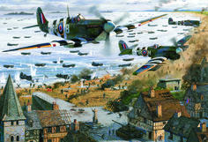 d-day landings jigsaw puzzle