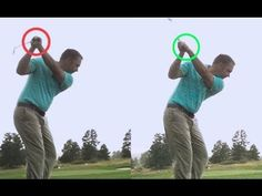 Learn how wrist bends affect your golf swing - YouTube